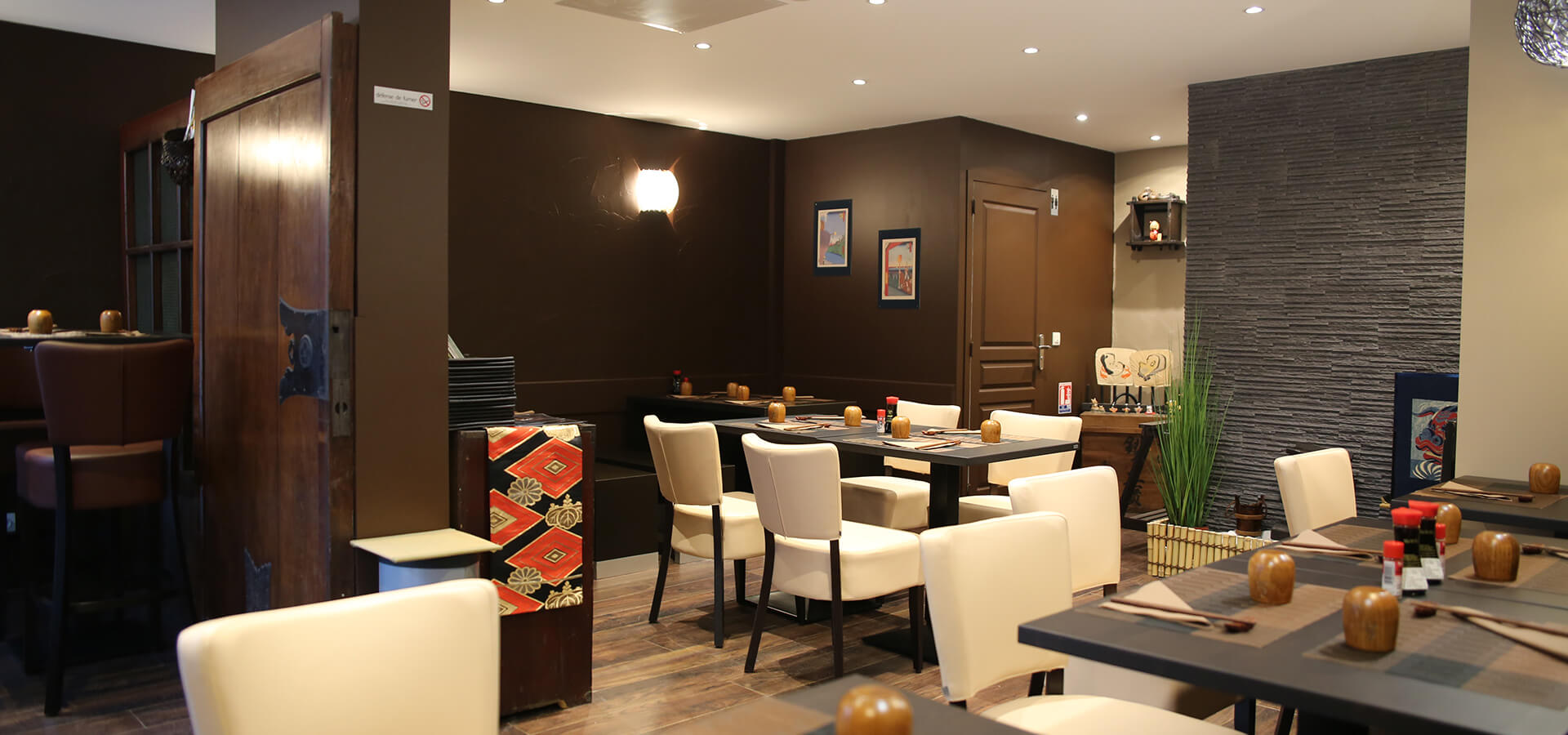 Nouveau restaurant Japonais à Lyon 8e - le Momotaro restaurant vous accueille